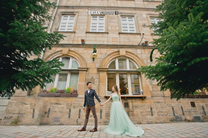 Germany Pre-Wedding Photography by Brian Chong Photography - 007