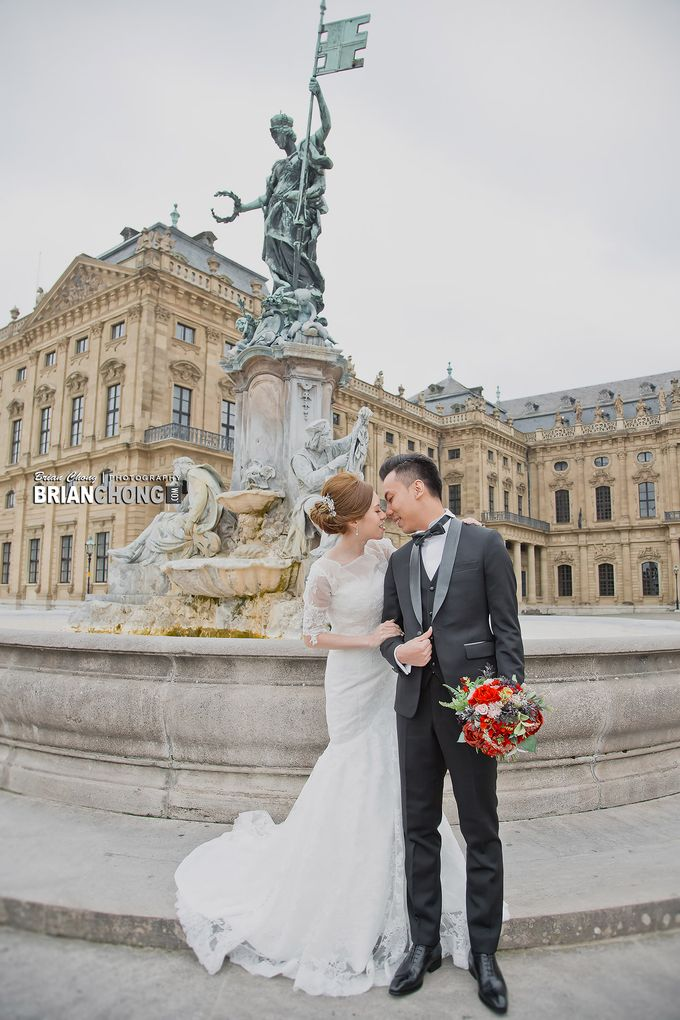 Germany Pre-Wedding Photography by Brian Chong Photography - 008