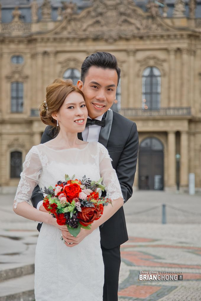 Germany Pre-Wedding Photography by Brian Chong Photography - 009