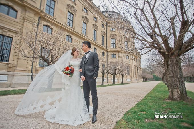 Germany Pre-Wedding Photography by Brian Chong Photography - 012