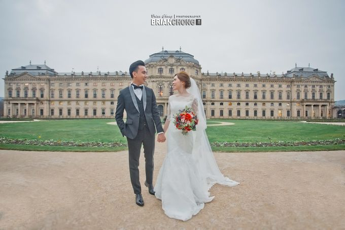 Germany Pre-Wedding Photography by Brian Chong Photography - 016