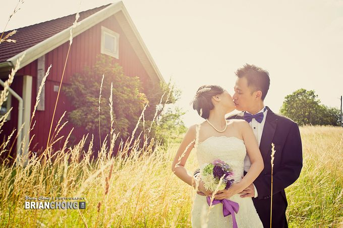 ALVINA & JOHNNY PRE-WEDDING by Brian Chong Photography - 002