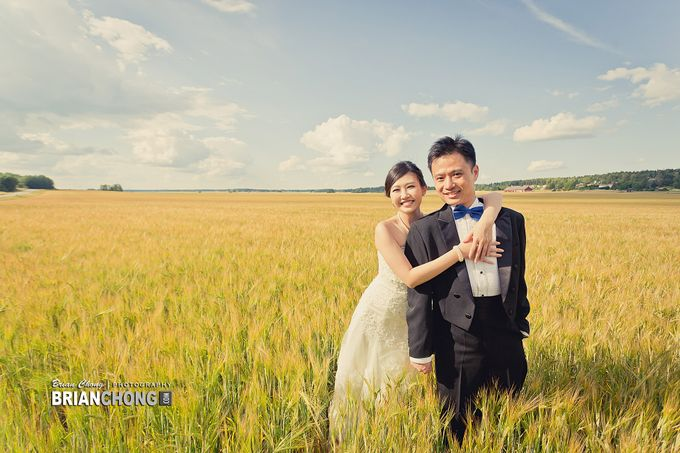 ALVINA & JOHNNY PRE-WEDDING by Brian Chong Photography - 003
