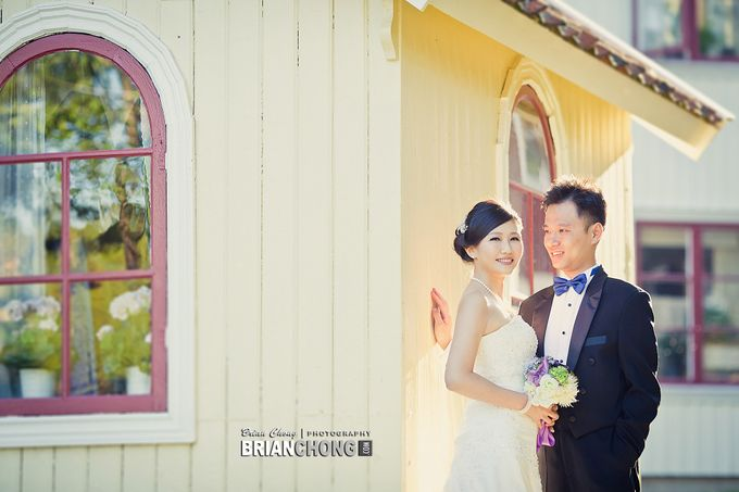 ALVINA & JOHNNY PRE-WEDDING by Brian Chong Photography - 005