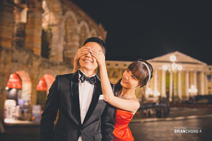 Verona in Love Pre-Wedding Pics by Brian Chong Photography - 007
