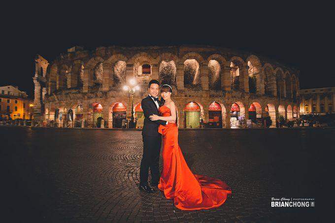 Verona in Love Pre-Wedding Pics by Brian Chong Photography - 008