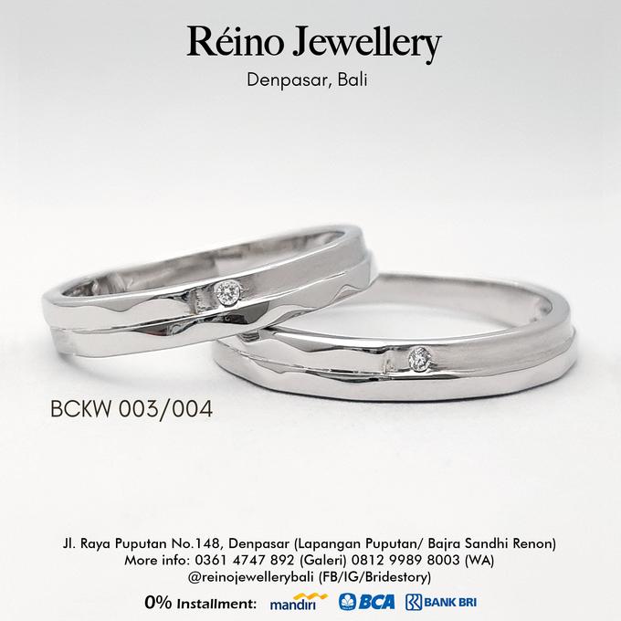 Wedding Ring - Cincin Nikah by Reino Jewellery - 001
