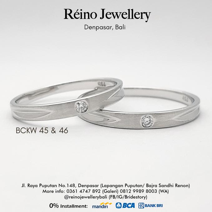 Wedding Ring - Cincin Nikah by Reino Jewellery - 002