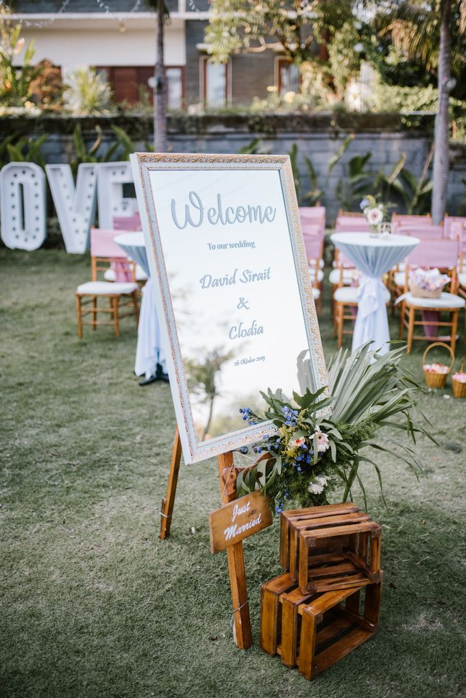 The Wedding of David & Clodia by Miracle Wedding Bali - 028