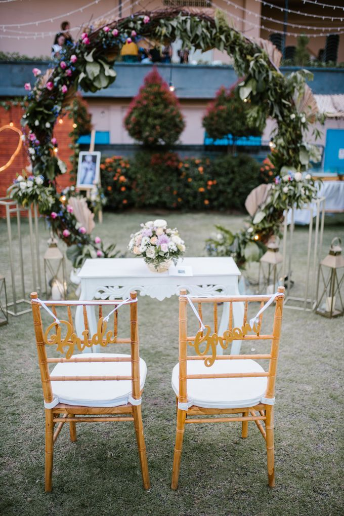 The Wedding of David & Clodia by Miracle Wedding Bali - 022