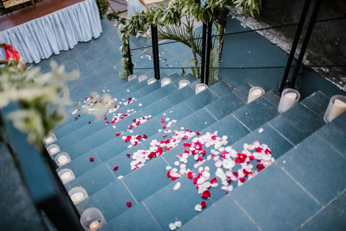 The Wedding of David & Clodia by Miracle Wedding Bali - 024