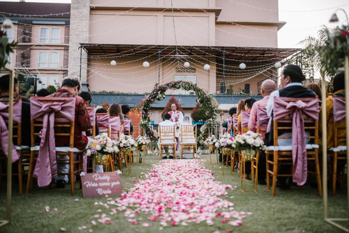 The Wedding of David & Clodia by Miracle Wedding Bali - 027