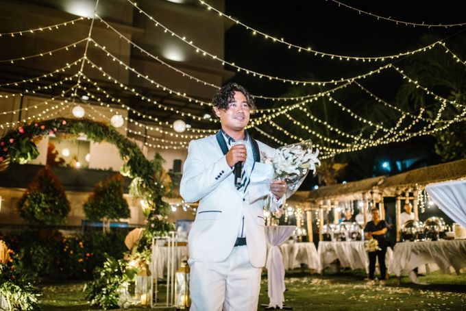 The Wedding of David & Clodia by Miracle Wedding Bali - 045