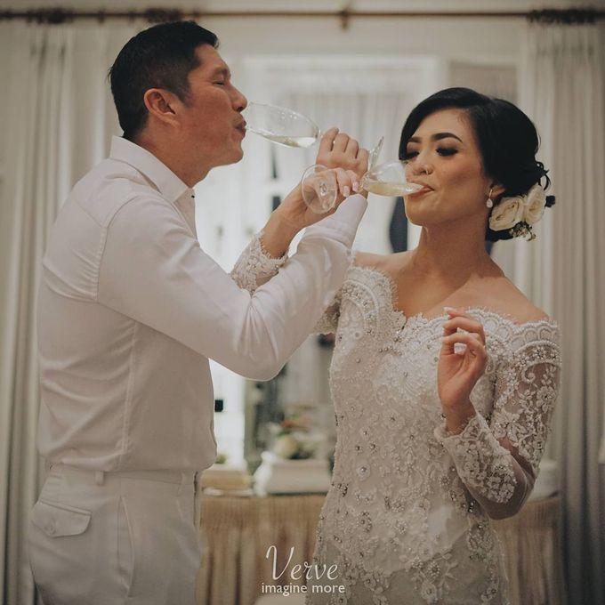 WEDDING CEREMONY OF ANGGINA & JUSTIN by Barli Asmara Couture - 013