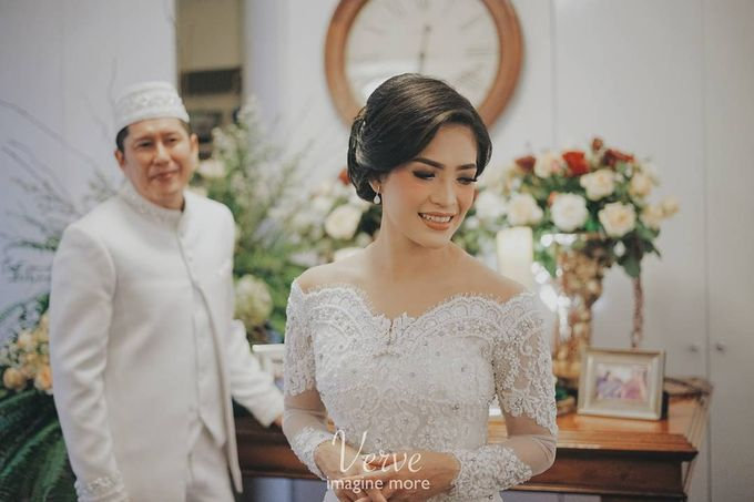 WEDDING CEREMONY OF ANGGINA & JUSTIN by DIY Planner - 011
