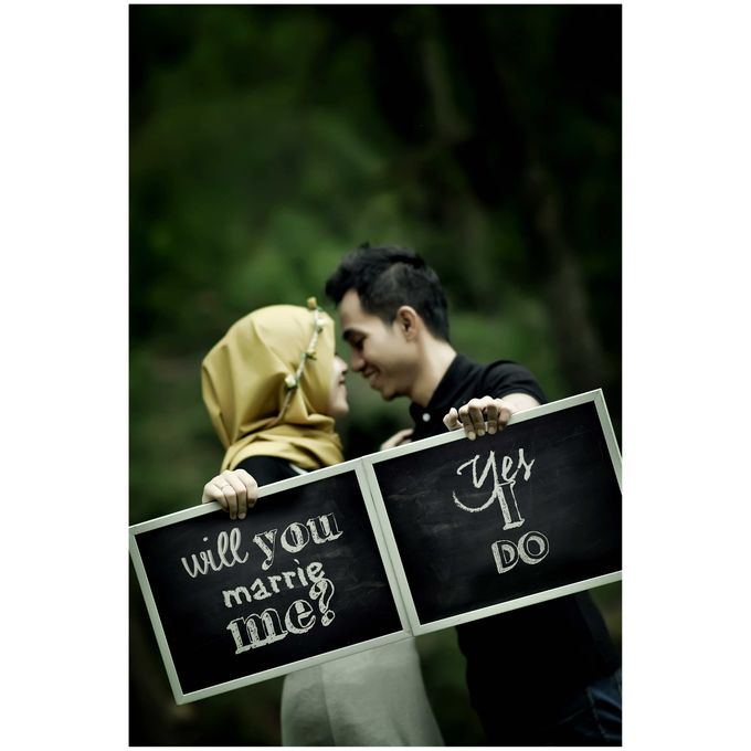 Casual Prewedding by GRAINIC Creative Studio - 003