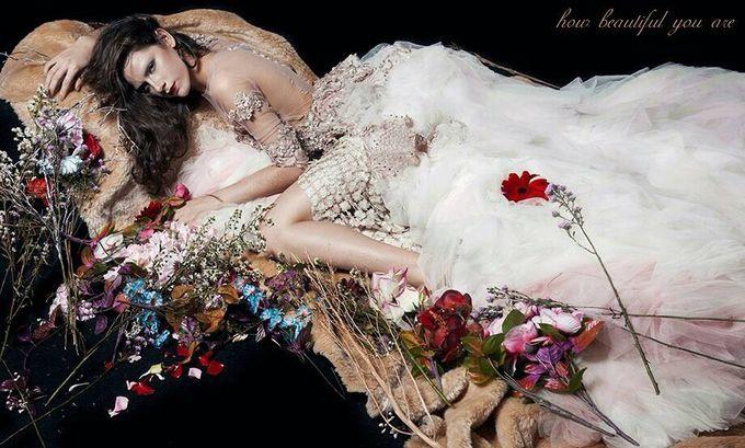 Black Romance by Gazelle Brides - 008
