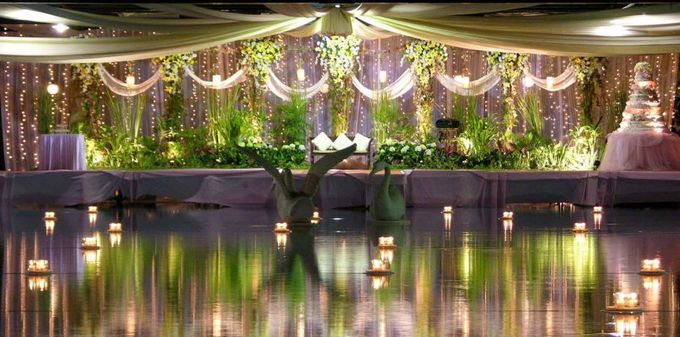 Wedding Poolside at Graha Residen Serviced Apartments Surabaya by Graha Residen Serviced Apartments Surabaya - 006