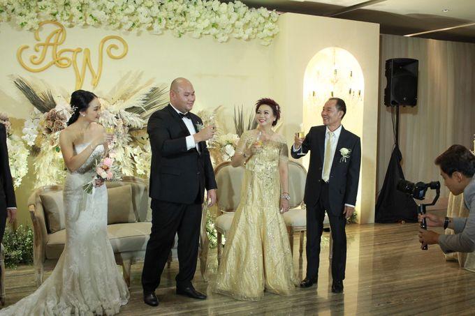 MC Wedding Intimate OnFive Grand Hyatt Jakarta - Anthony Stevven by Anthony Stevven - 012