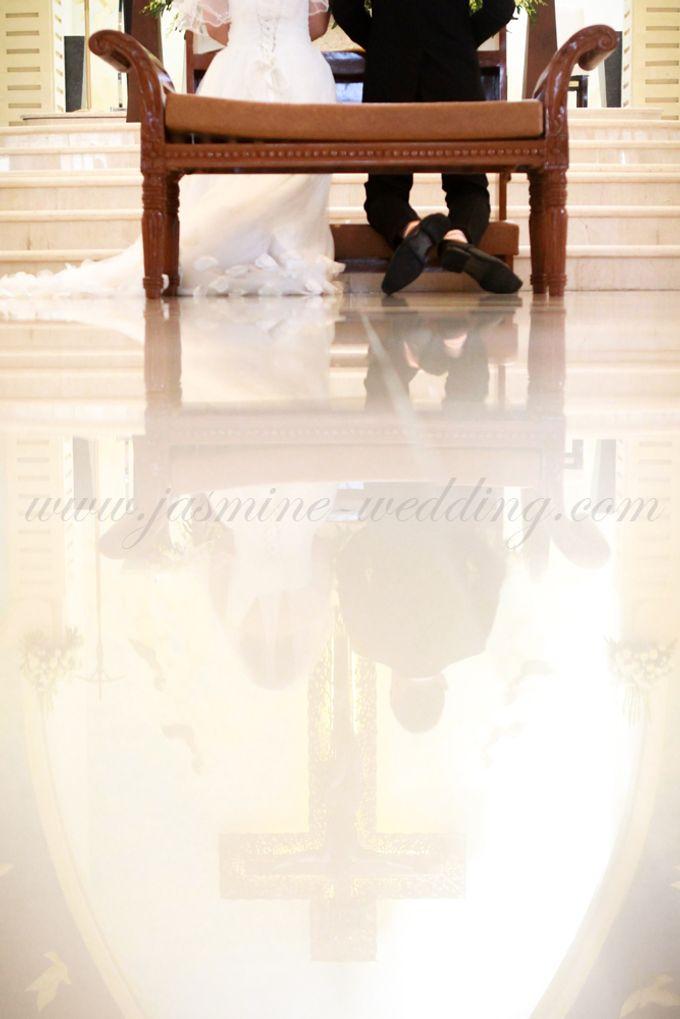 Wedding Blessing Ceremony Part IV by Jasmine Wedding Bali - 005