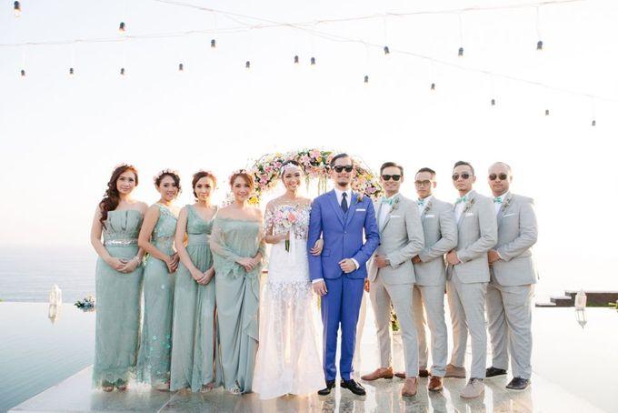 Intan Ayu & Olaf Wedding by Ray Aloysius Photography - 042