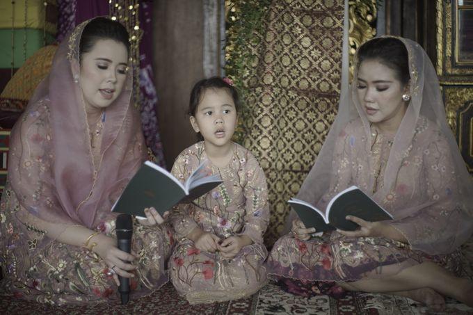 Bunga & Dendy Wedding Day by Adhyakti Wedding Planner & Organizer - 002