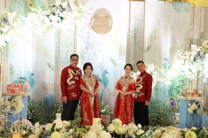 Entertainment Sangjit Hotel Mulia Jakarta by Double V Entertainment by Albert Yanuar - 034