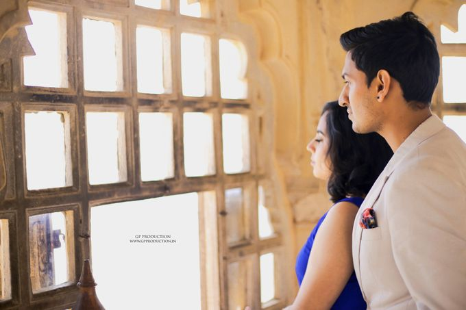 Pre Wedding Shoot by GP PRODUCTION - 025