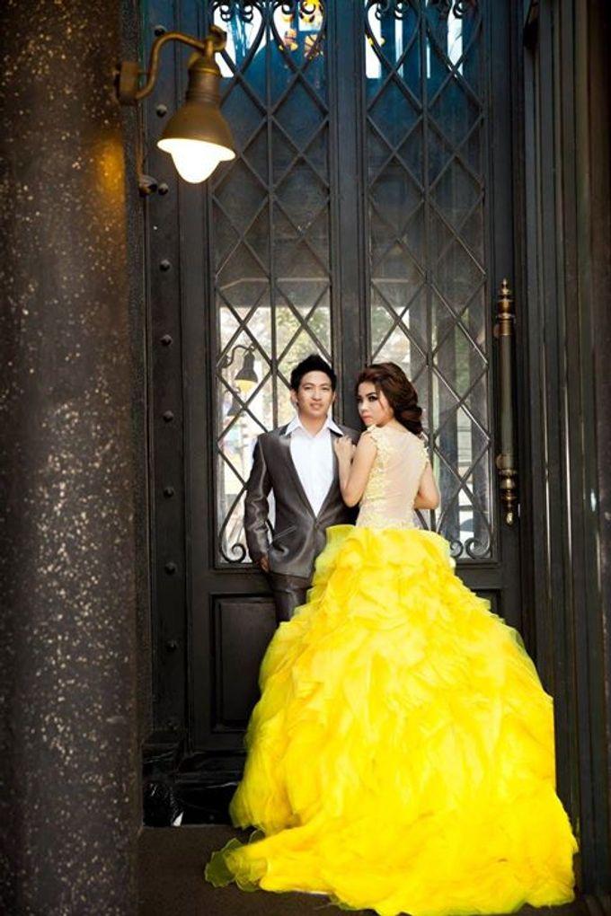 Photo Prewedding by ShenLeo Makeup - 028