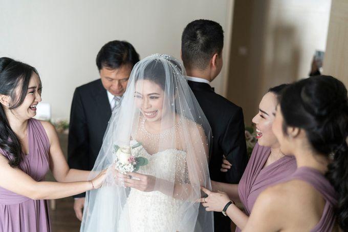 Intimate Wedding of Budi & Raisa by Atham Tailor - 005