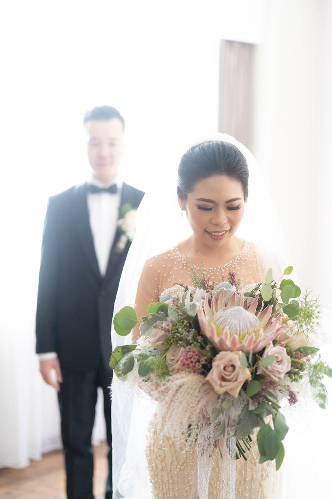 Intimate Wedding of Budi & Raisa by Atham Tailor - 004