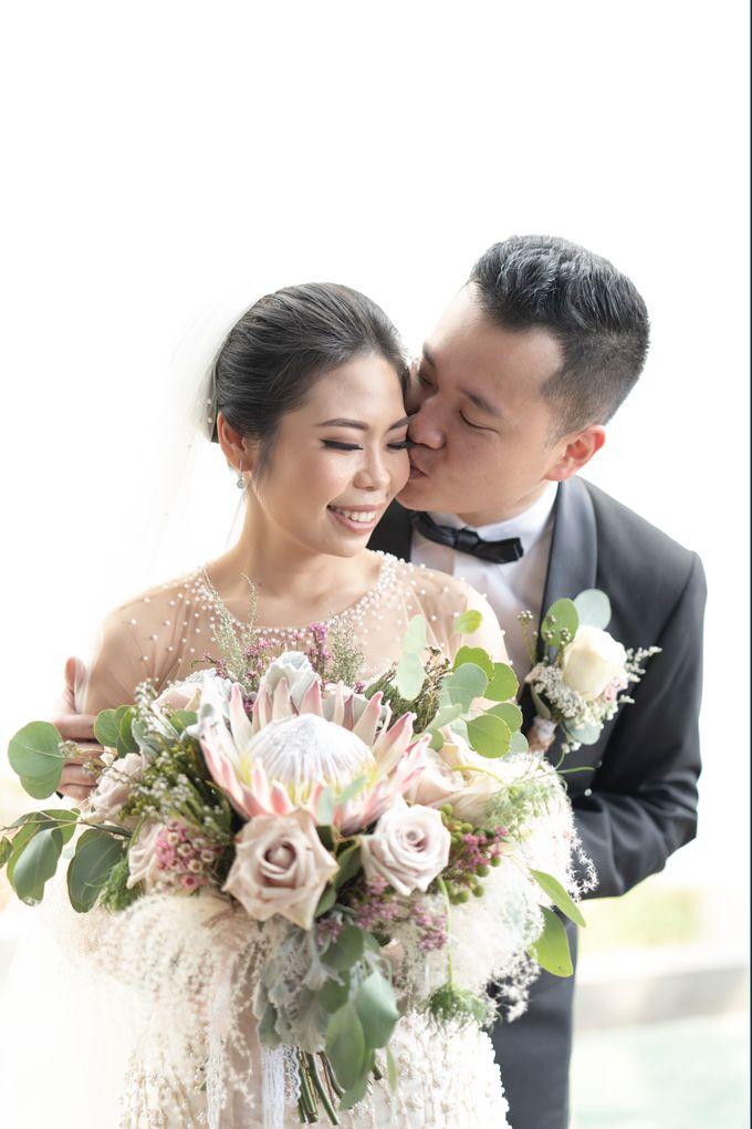 Intimate Wedding of Budi & Raisa by AS2 Wedding Organizer - 002