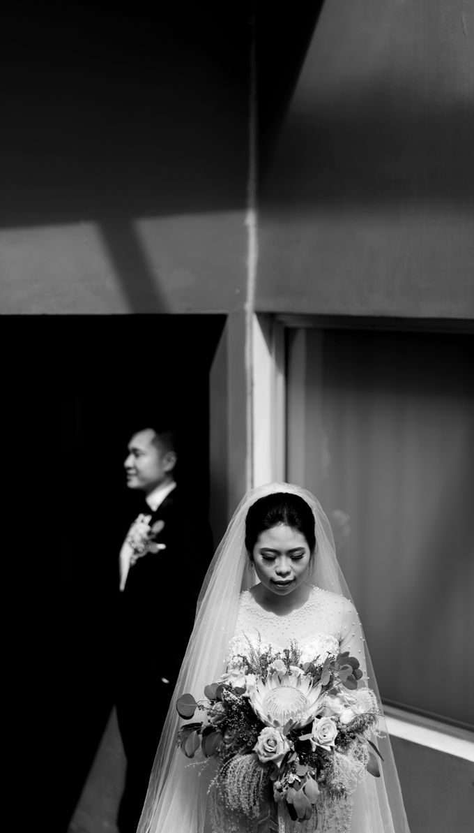 Intimate Wedding of Budi & Raisa by Atham Tailor - 001