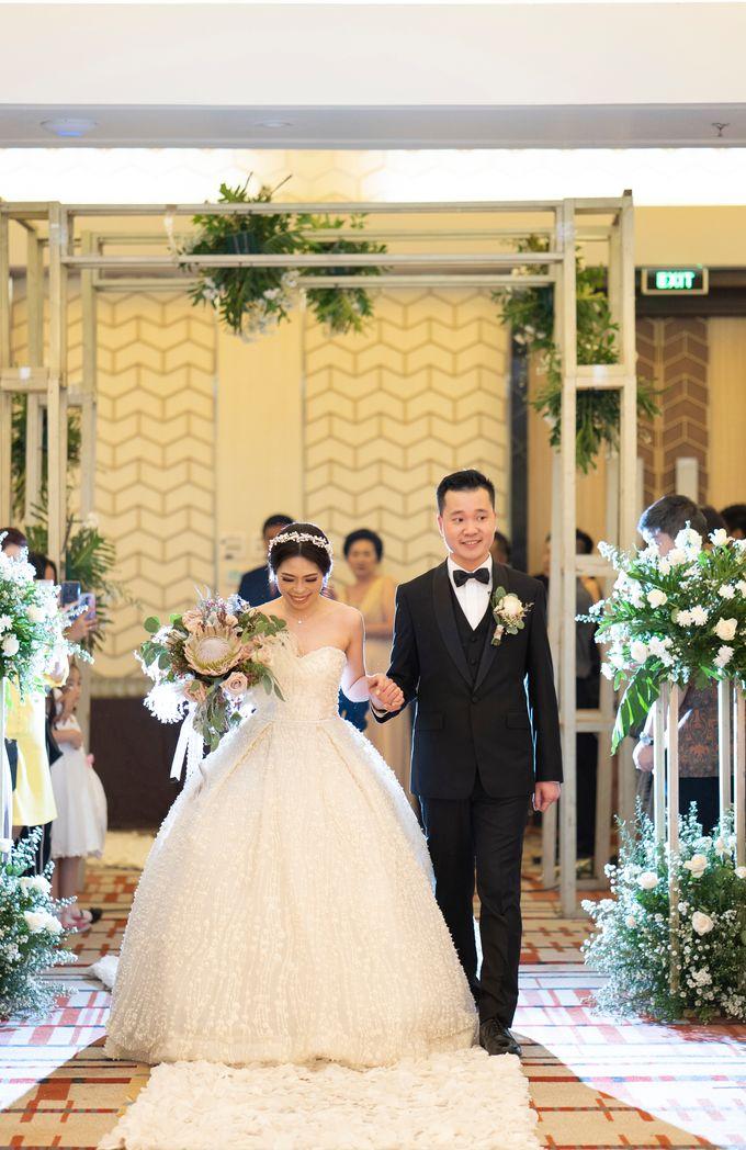 Intimate Wedding of Budi & Raisa by Atham Tailor - 003