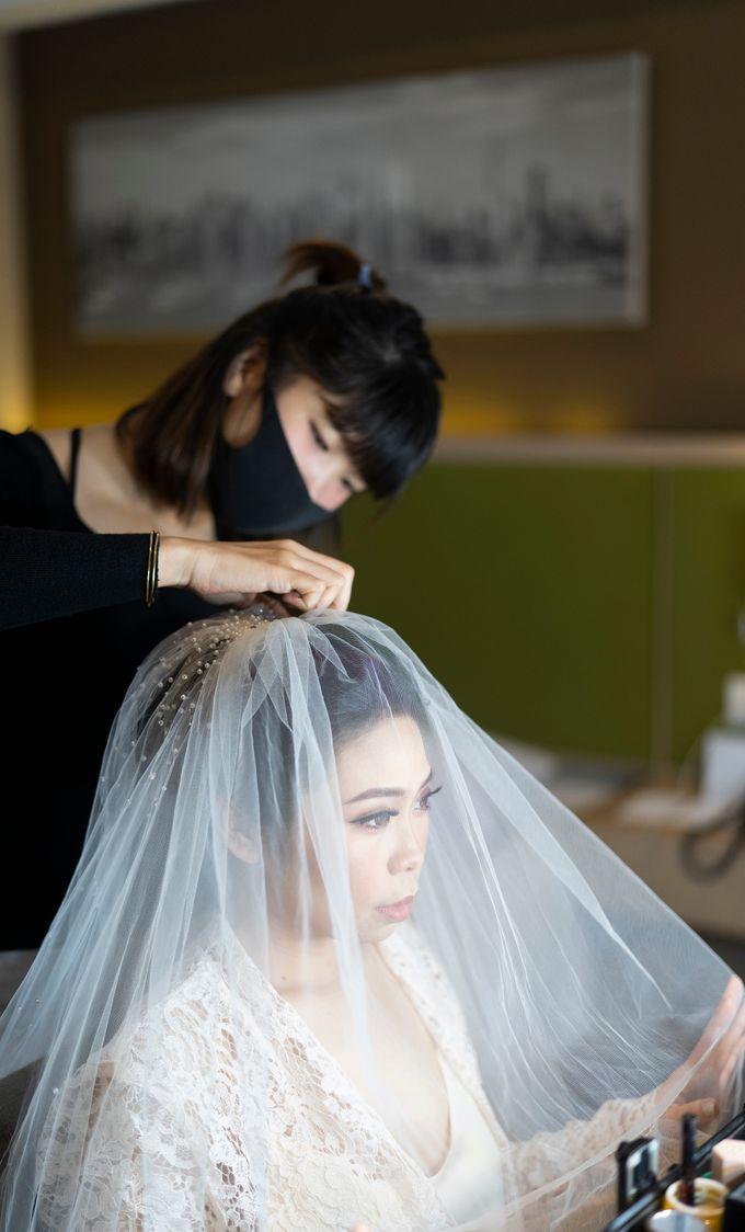 Intimate Wedding of Budi & Raisa by AS2 Wedding Organizer - 011