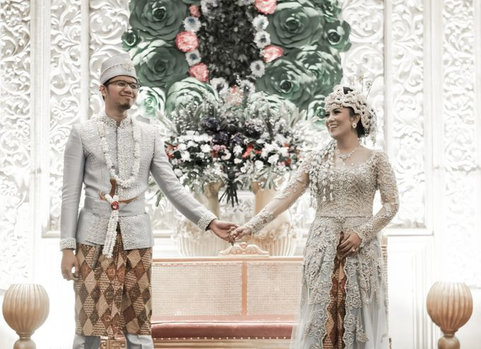 Kiki - Bhayu Wedding by Berkat Kebaya By Devina Shanti - 001