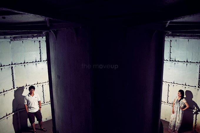 Prewedding of frisna + nanda by The Move Up Portraiture - 010