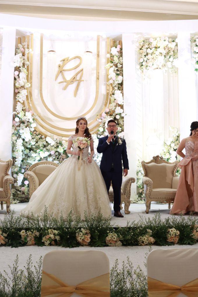 Entertainment Jazz Wedding JW Marriott Jakarta - Double V Entertainment by EIFFEL CAKE - 020