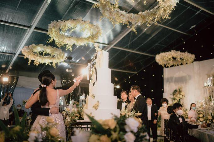 Enrica & Billy Wedding by Priscilla Myrna - 021