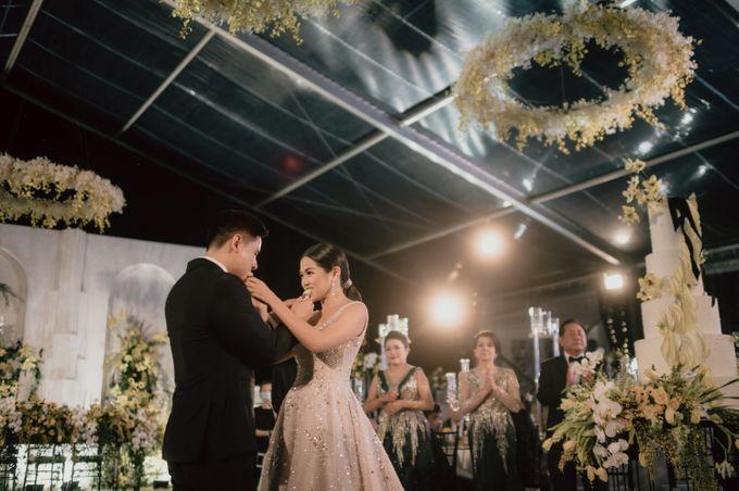 Enrica & Billy Wedding by Priscilla Myrna - 037