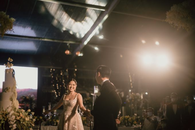 Enrica & Billy Wedding by Priscilla Myrna - 038