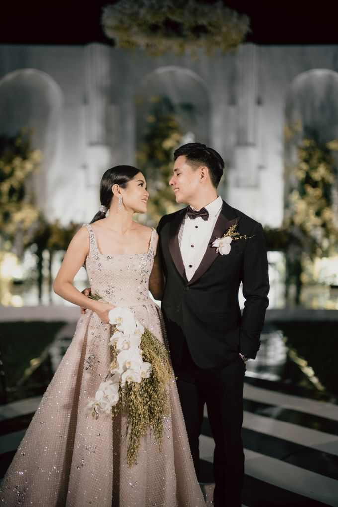 Enrica & Billy Wedding by Priscilla Myrna - 039