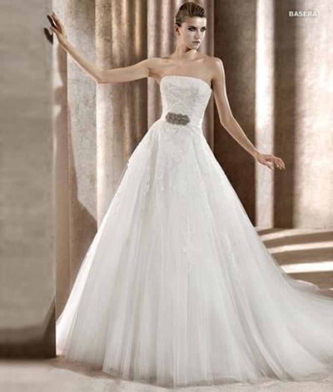 Wedding gown ready stocks by De Reina Bridal - 004