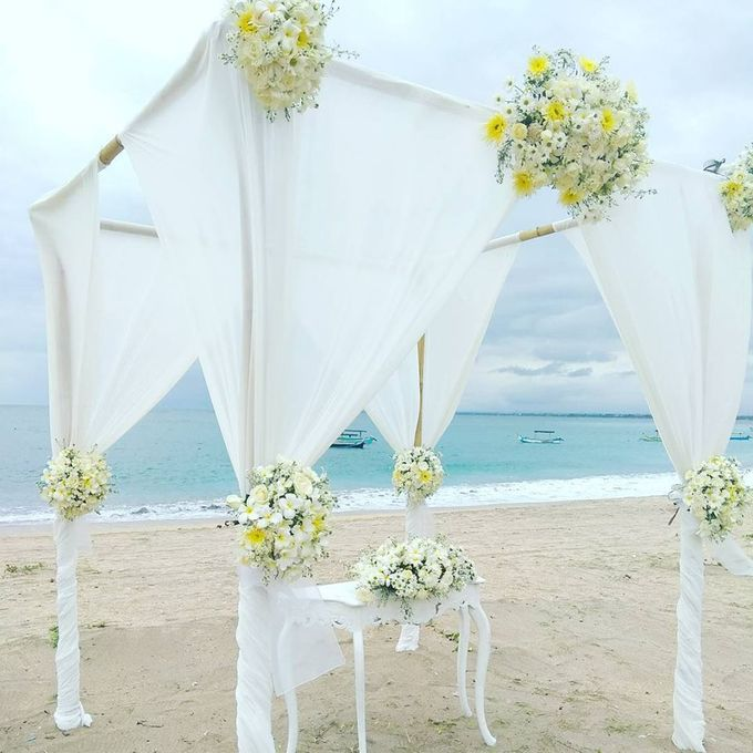 Weddings at Baruna Bali - Garden & Beach by Holiday Inn Resort Baruna Bali - 016