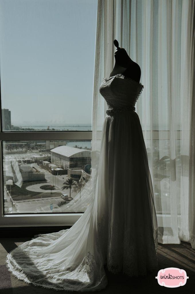 Mac and Fari -  Dubai Beach Wedding by WINKSHOTS - Wedding and Events Photographer - 006