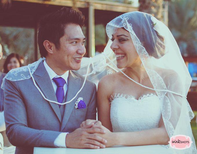 Mac and Fari -  Dubai Beach Wedding by WINKSHOTS - Wedding and Events Photographer - 015