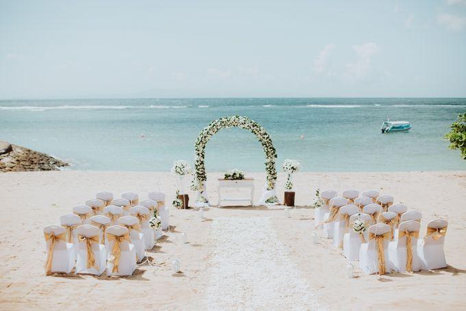 ceremony by Nusa Dua Beach Hotel & Spa, Bali - 002
