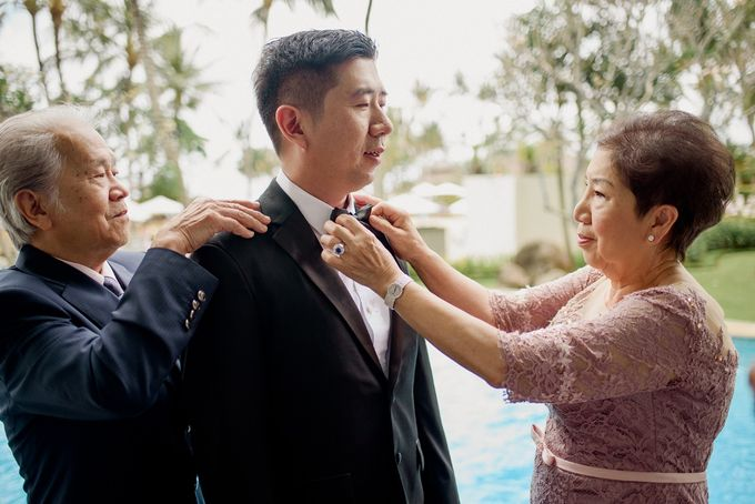 Wedding of Vina & Simon by Hilton Bali Resort - 017