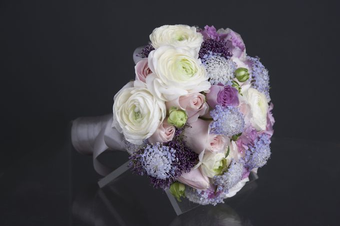 bridal bouquet styling by Beato - 009
