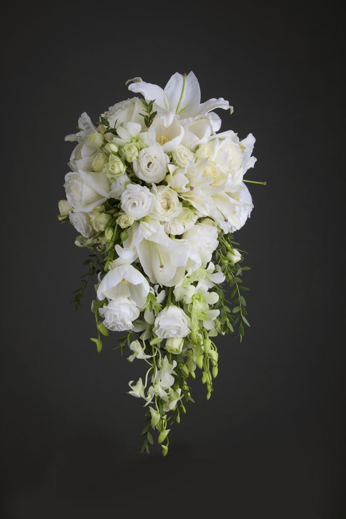 bridal bouquet styling by Beato - 007